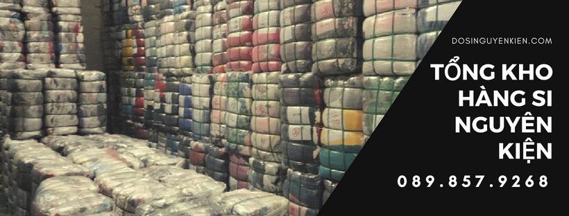 Kinh nghiệm buôn đồ si nguyên kiện nguyên thùng