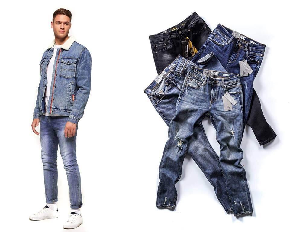 đồ jean just men