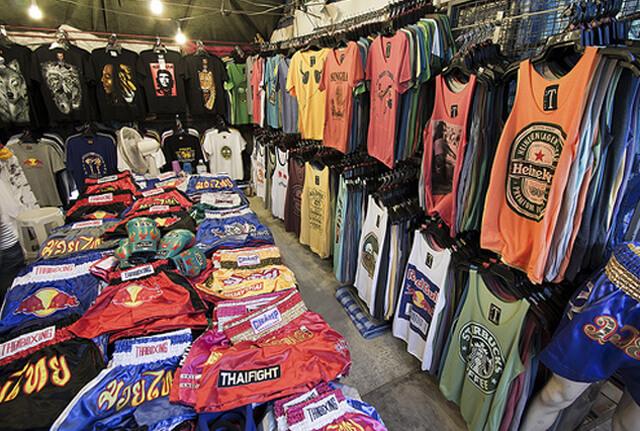 Lấy sỉ quần áo từ Chợ Thái Lan