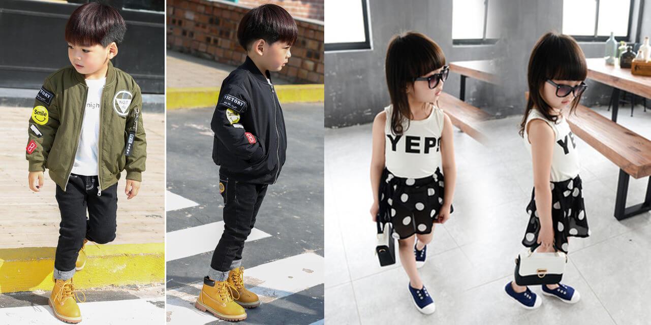 Đồ si trẻ em Hàn Quốc