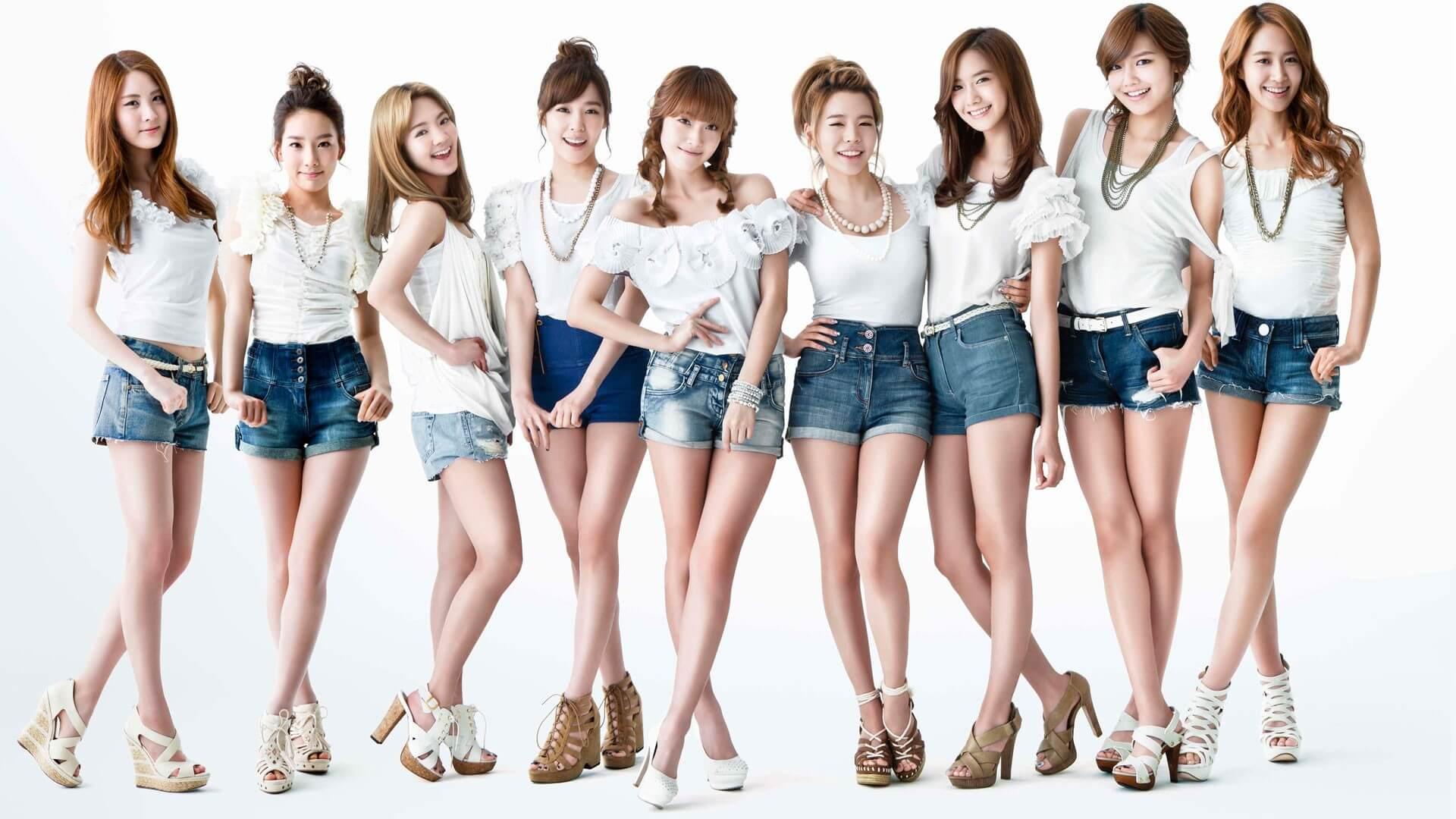 Thời trang ca sĩ Hàn Quốc