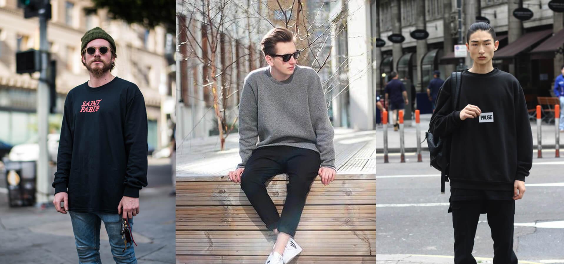 Áo sweater là gì