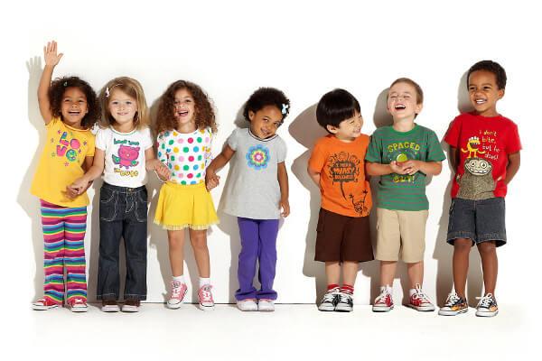 Hàng thùng trẻ em xịn - Hàng mùa hè