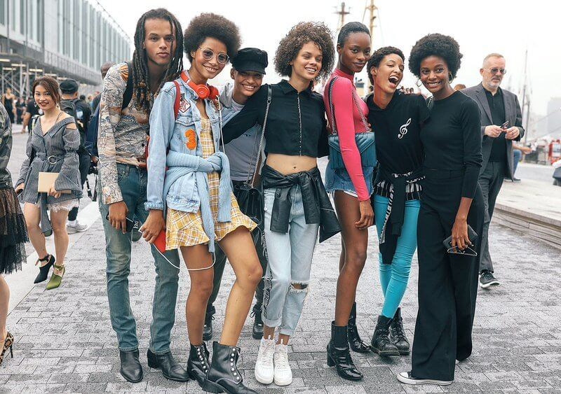 Sinh viên khởi nghiệp với thời trang