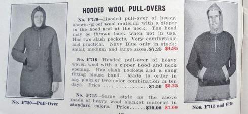 Nguồn gốc áo hoodie (Nguồn hình: Pinterest)
