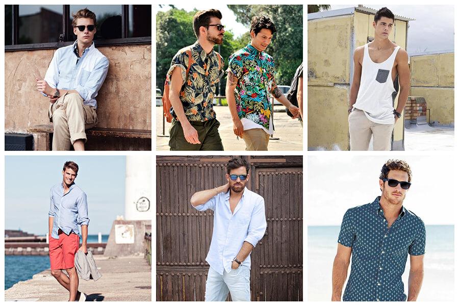 Thời trang nam mùa hè (Nguồn hình: blog.travelshopa.com)