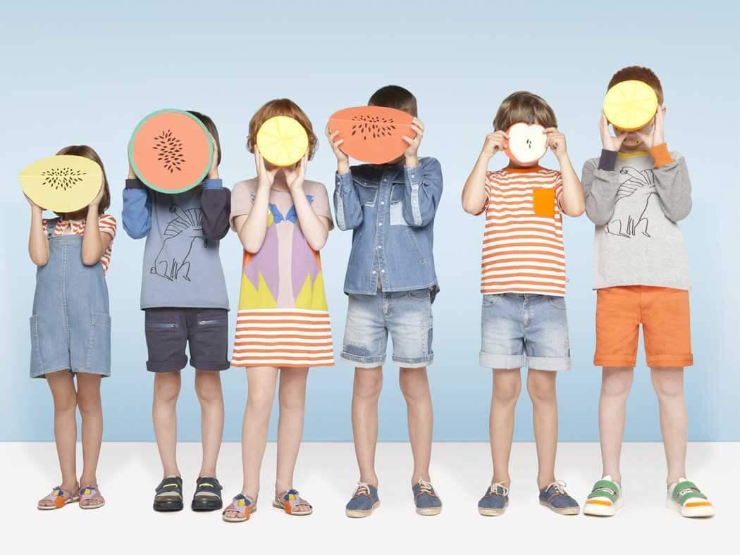 Quần áo trẻ em mùa hè (Nguồn hình: Themocracy)