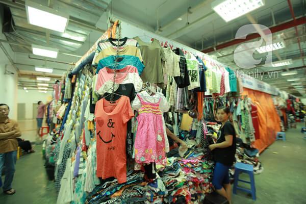 Chợ Hàng Da (nguồn hình: afamily) phố hàng thùng Hà Nội