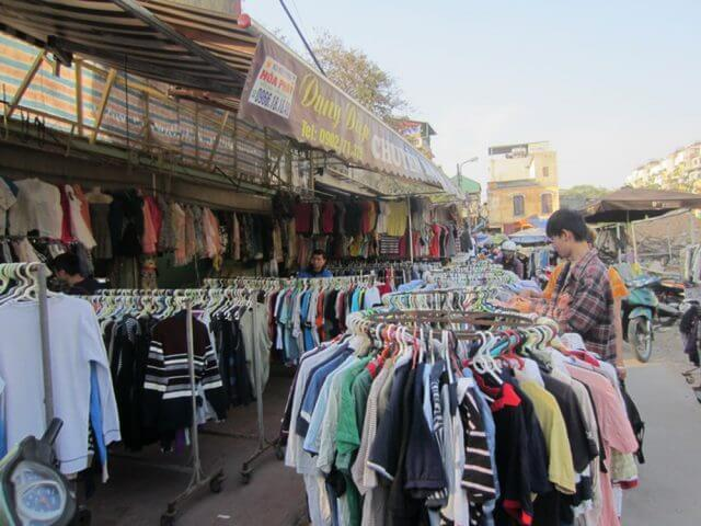 Chợ Kim Liên
