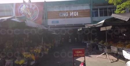 Chợ Mới (Nguồn hình: coccoc)