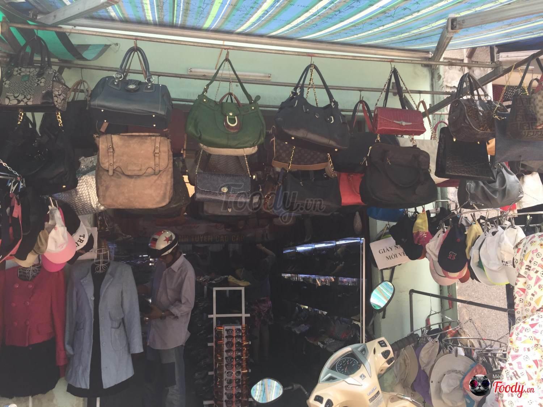 Túi xách chợ xếp (nguồn hình: foody)