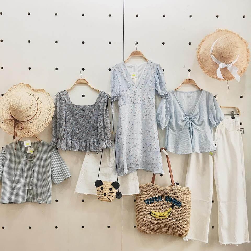 Shop quần áo nữ TPHCM - Angle Lam