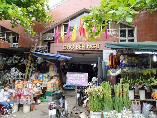 Chợ Bến Ngự -Chợ đồ bành huế