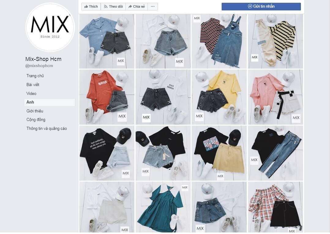 Mix-Shop