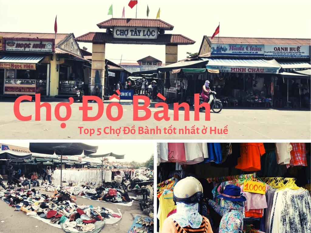 Chợ Đồ Bành Huế