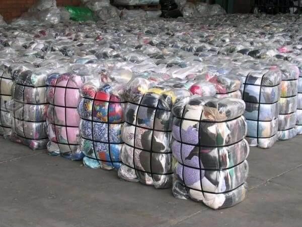 Hàng thùng quần ống rộng nữ