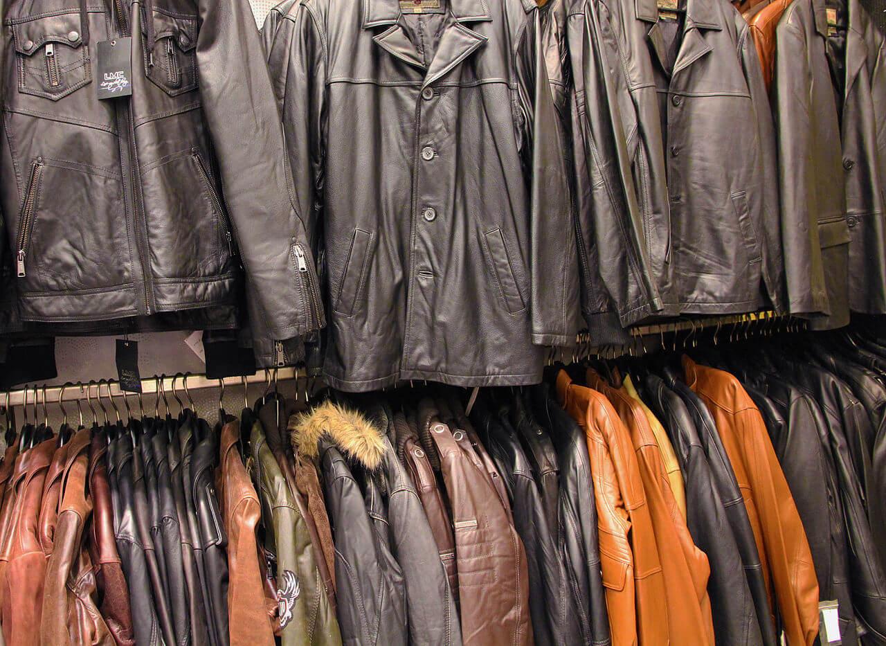 áo khoác da hàng thùng xịn