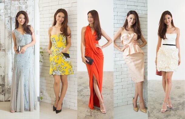 đầm si dạ hội hongkong