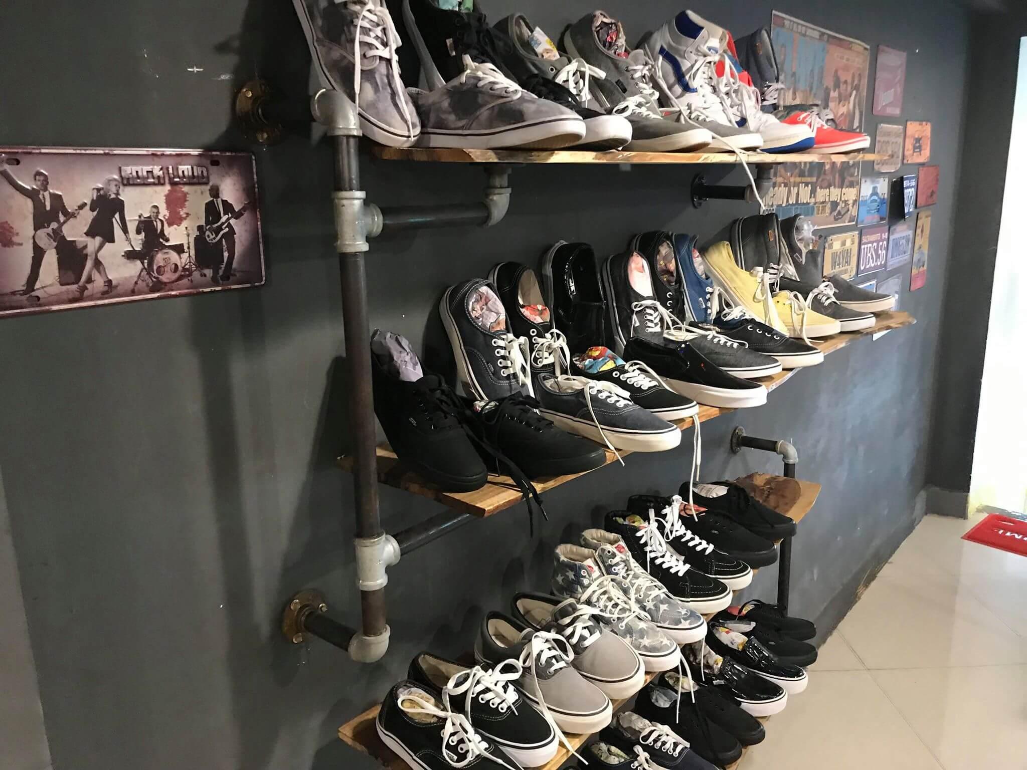 Các mẫu giày converse 2hand