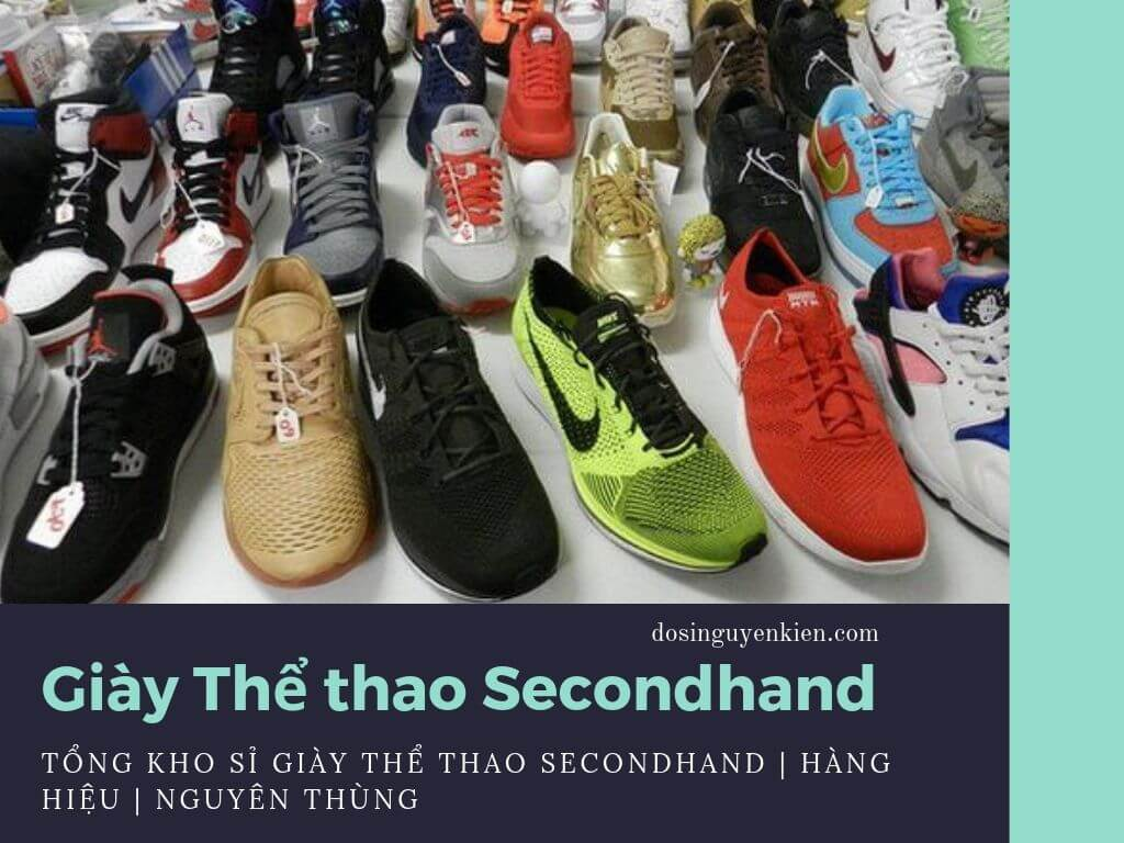 Giày Thể thao Secondhand