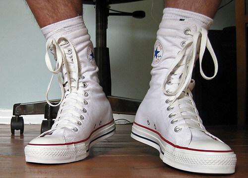 giày converse nam cổ cao