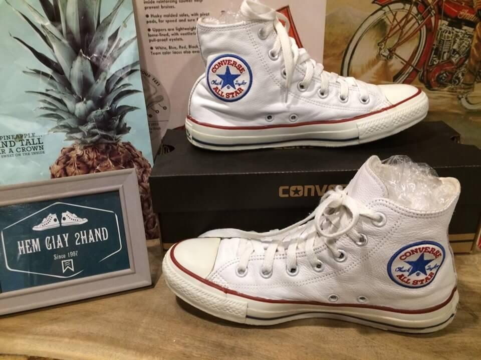 giày secondhand converse nước 1 (nguồn hình: Hẻm giày 2hand)