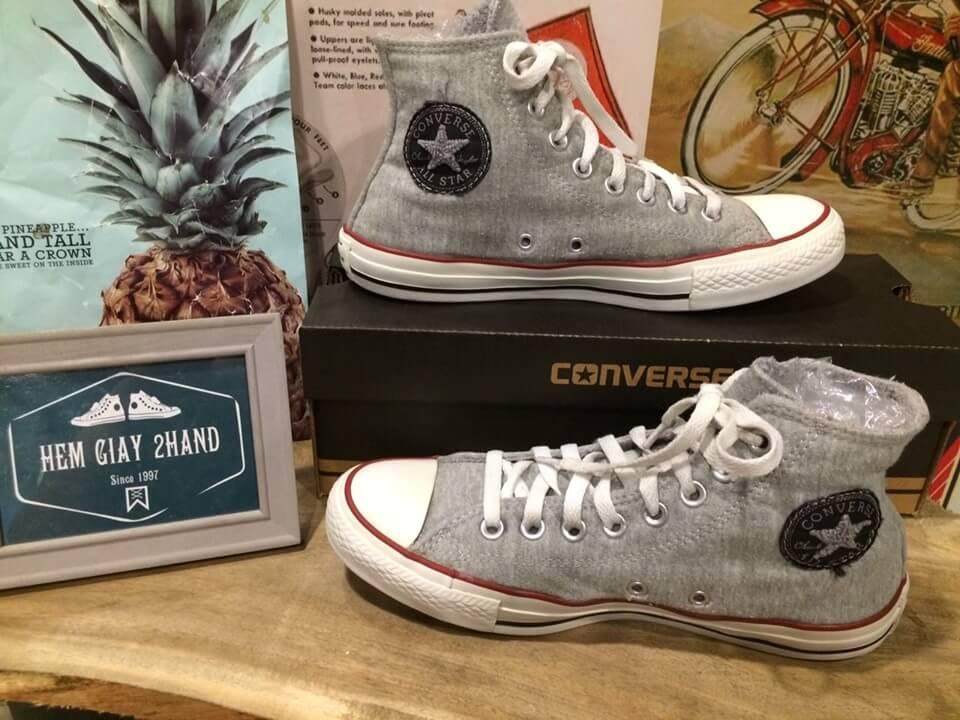 giày secondhand converse tuyển chọn (nguồn hình: Hẻm giày 2hand)