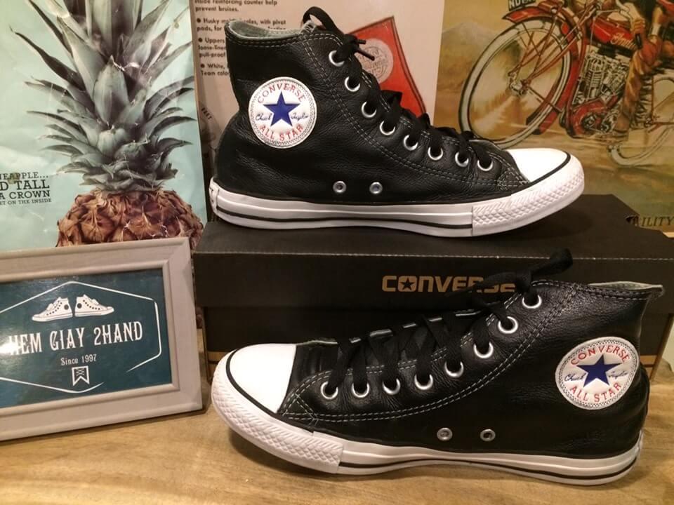giày secondhand converse tuyển (nguồn hình: Hẻm giày 2hand)