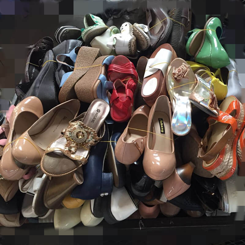 Hàng giày công sở nữ secondhand đều rất đẹp