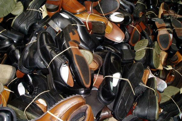 Nguồn gốc loại giày da secondhand này