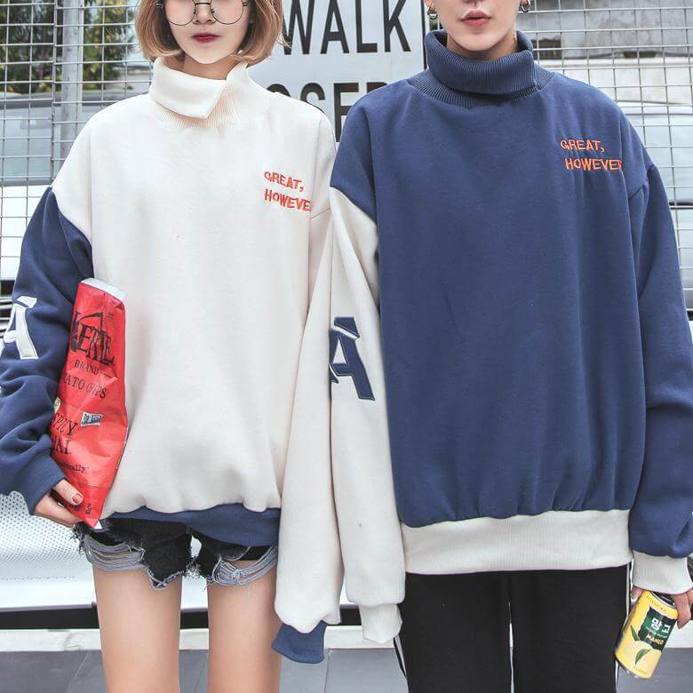 Áo sweater unisex