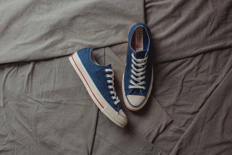 Chuck Classic Màu xanh