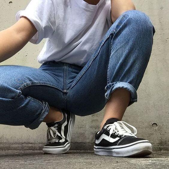 Giày vans nữ cực chất