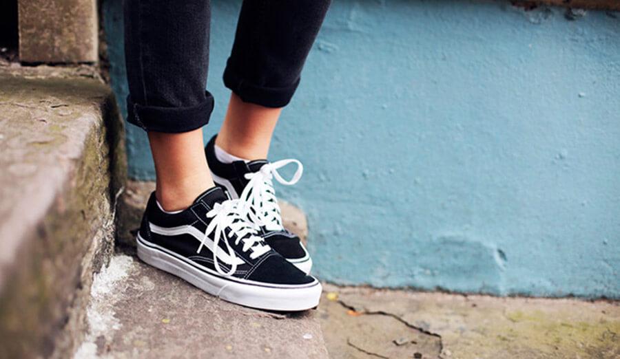 Review giày Vans old skool kinh điển 40 năm