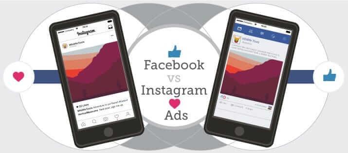 quảng cáo facebook ads, instagram ads