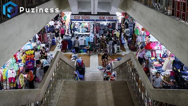 Chợ An Đông TPHCM (Nguồn hình: PUZINESS)