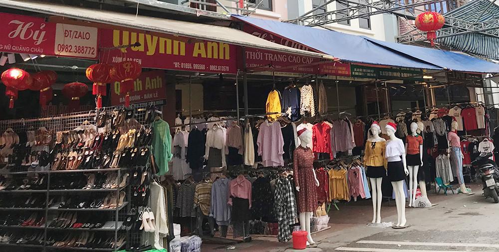 Chợ Ninh Hiệp Hà Nội