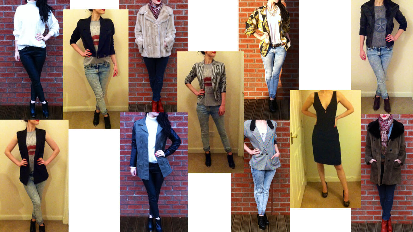 Hình ảnh bán quần áo online
