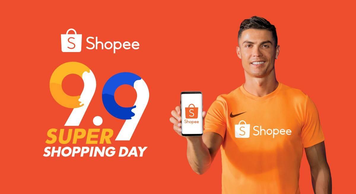 Shopee có nhiều hoạt động quảng cáo tới người dùng