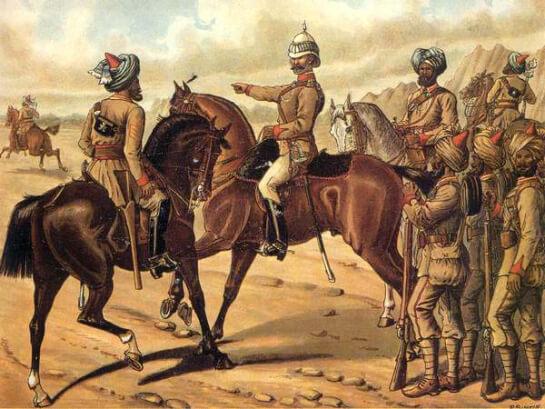 Lịch sử quần chinos vào thế kỉ 19