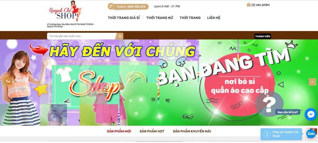 Hình ảnh của Kho xưởng lấy sỉ đầm váy webistie xuongmayvaydamgiasi.com