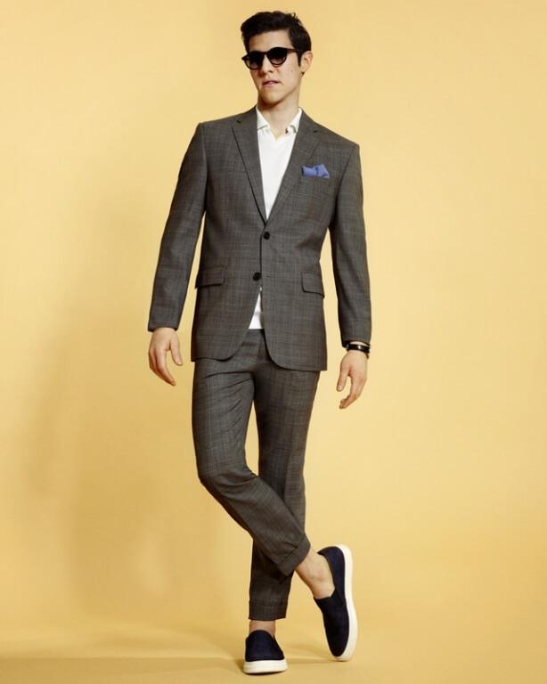 Vest công sở với giày lười | Đàn ông mặc vest mang giày gì đẹp?