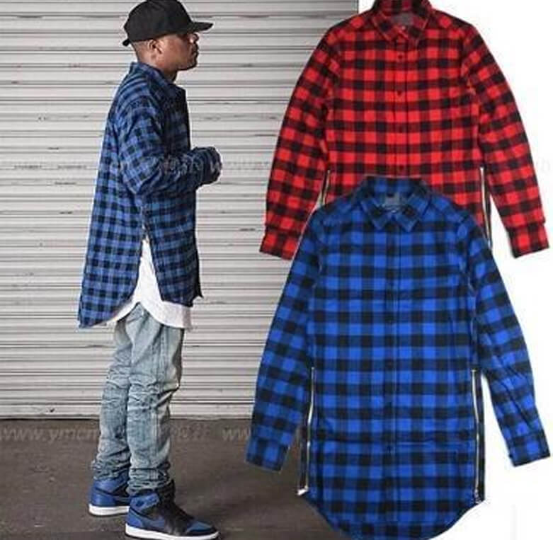 ao flannel oversize
