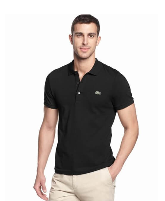 ao polo slim-fit