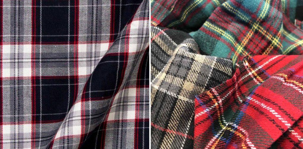 vai flannel duoc lam tu loai vai co soi det tu long cuu ngay nay loai vai nay con duoc pha them chat lieu cotton
