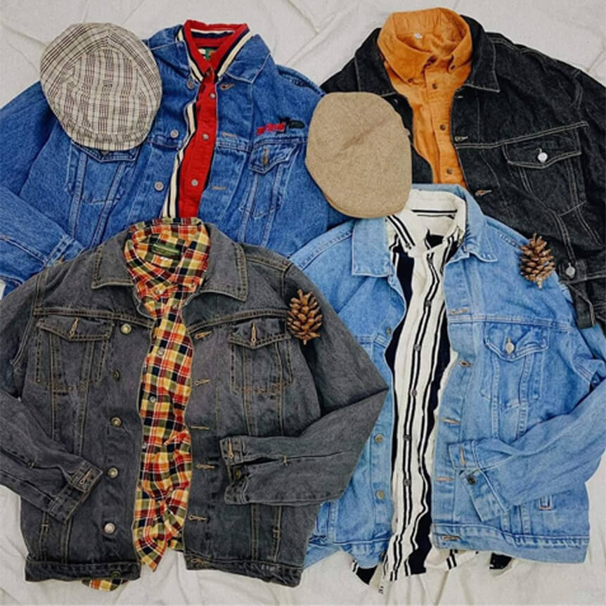 ao khoac jeans rat duoc ua chuong yeu thich va khong bao gio loi mot