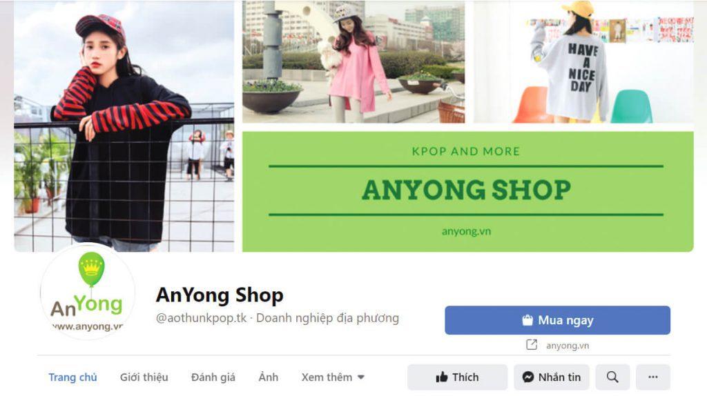 anyoung shop chuyen ao thun unisex noi tieng voi cong dong fan kop