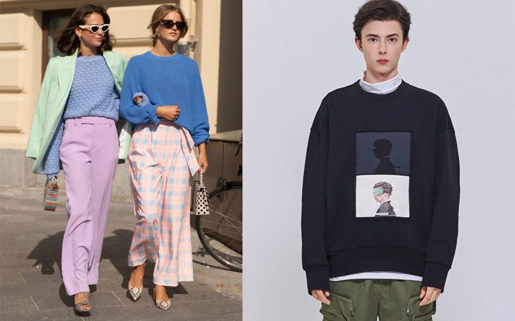 ao sweater la mot phan trong xu huong thoi trang street wear
