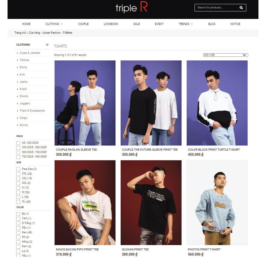 hinh anh website triple r