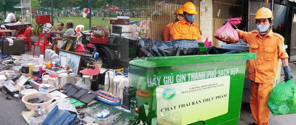 tai che su dung do cu gop phan giam luong rac thai bao ve moi truong